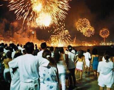 ბრაზილიაში საახლწლო ფესტივალზე 2,8 მილიონზე მეტ ადამიანს ელოდებიან