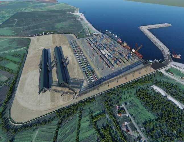 Georgian government to discuss future of Anaklia Deep Sea Port