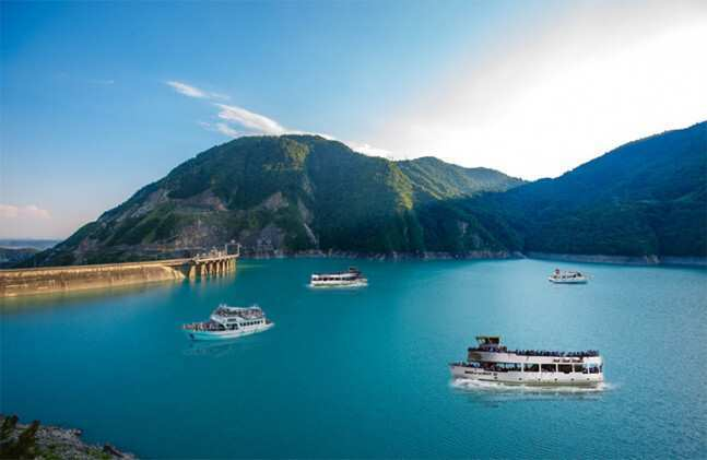GEDF has preliminary results of the survey to arrange a tourist center at Enguri HPP