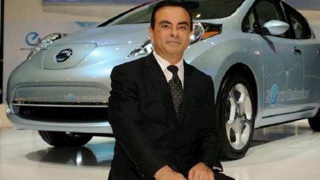 Nissan-ის ყოფილმა ხელმძღვანელმა გაქცევის შემდეგ პირველი პრესკონფერენცია გამართა