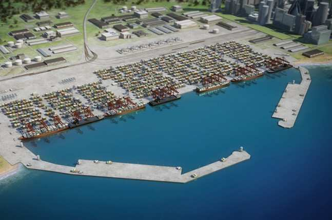 Government cancels contract with Anaklia Development Consortium