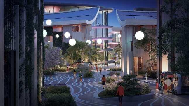 Toyota იაპონიში პირველ პროგრესულ ეკო-ქალაქს ააშენებს