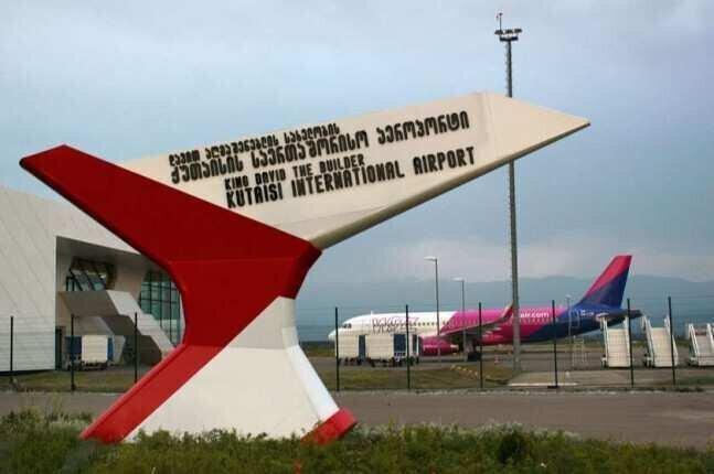 ქუთაისის საერთაშორისო აეროპორტში მგზავრთნაკადი 45%-ით გაიზარდა