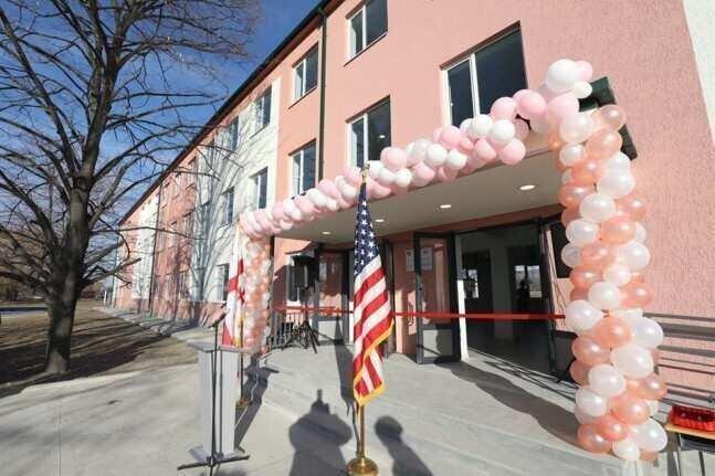 შიდა ქართლში სკოლის რეაბილიტაციაზე აშშ-ს მთავრობამ 2.5 მლნ ლარი დახარჯა