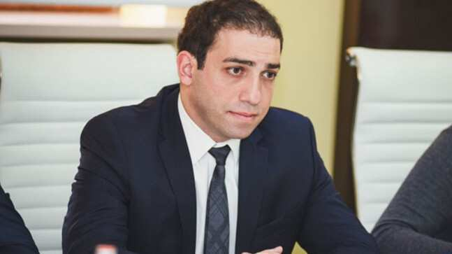 Irakli Shotadze is nominated as the candidate for post of General Prosecutor