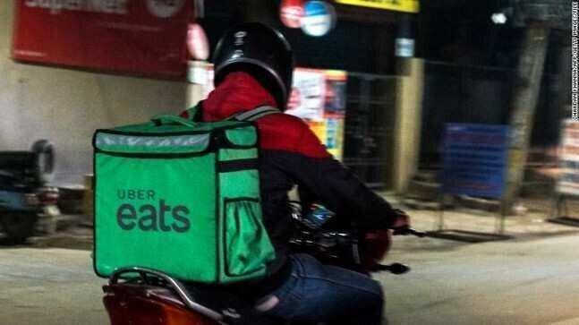 Uber-ი ინდოეთში საკვების მიტანის ბიზნესს ყიდის