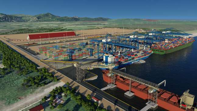 Natia Turnava: new tender on Anaklia deep-sea port will be announced soon