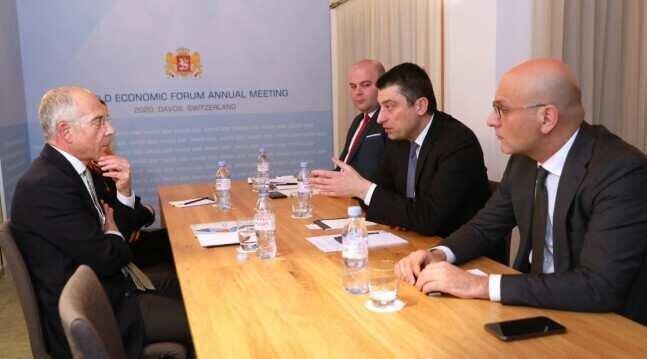 გლობალური ენერგეტიკული კომპანია ENEL-ი საქართველოში სპეციალურ ჯგუფს გაგზავნის