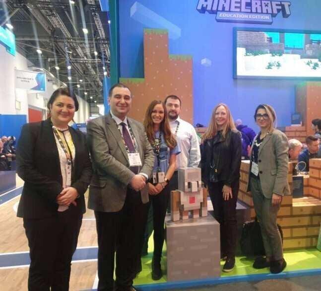 სექტემბრიდან 150 სკოლაში Minecraft Education Edition-ის საპილოტე პროგრამა დაინერგება