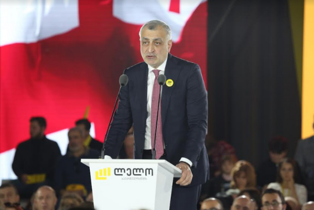 Lelo movement founder appeals ruling Georgian Dream party MPs, members and supporters