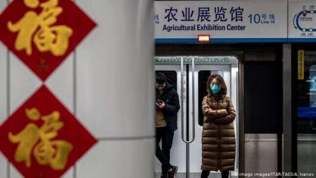 ჩინეთში ახალი ვირუსის გავრცელების გამო ახალი წლის ღონისძიებები გააუქმეს