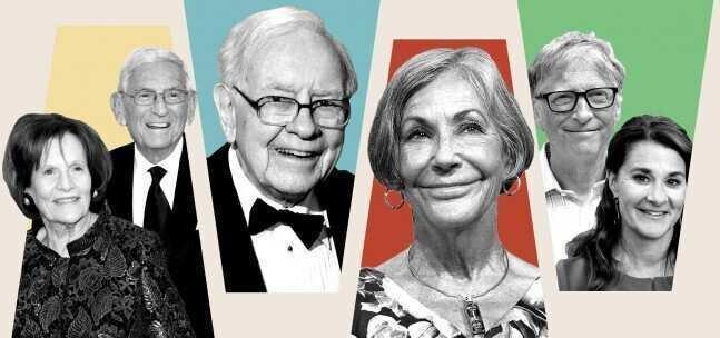 ყველაზე ქველმოქმედი 25 ამერიკელი მილიარდერი Forbes-ის მიხედვით