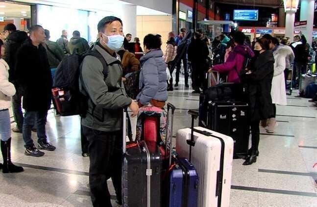 აეროპორტებში მგზავრები კორონავირუსზე შემოწმდებიან - ჯანდაცვის მინისტრის მოადგილე