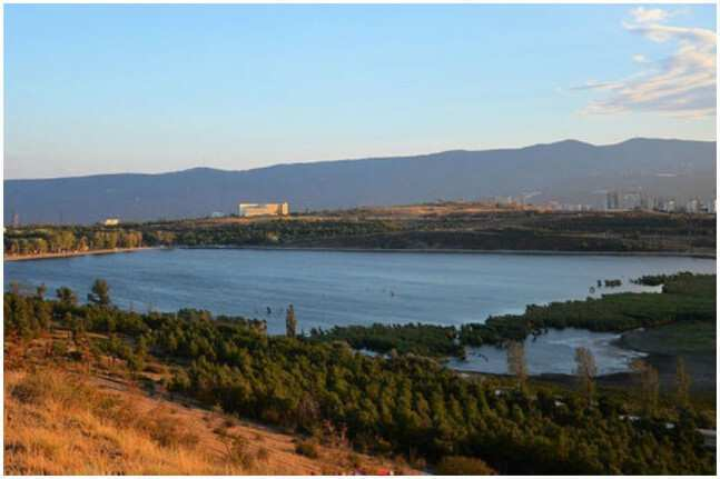 Restrictions on construction near Lisi Lake will be raised in the coming future