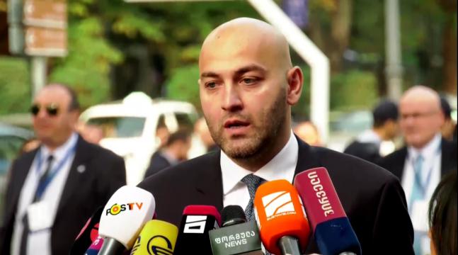 Levan Akhvlediani: Anaklia Consortium will meet with the government