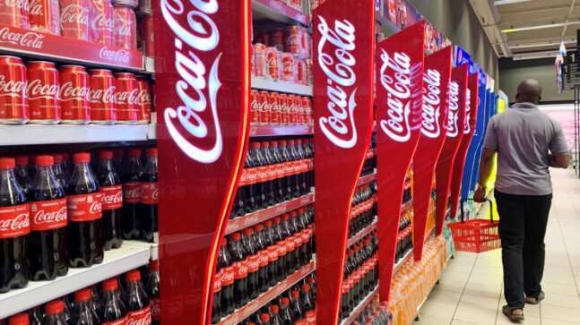Coca-Cola-მ იმაზე მეტი შემოსავალი მიიღო, ვიდრე ელოდებონენ