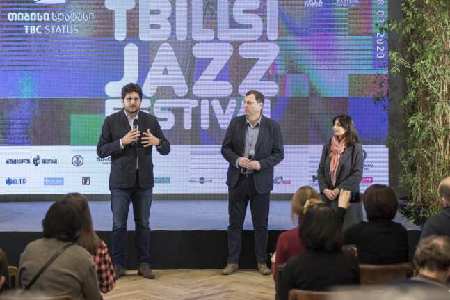 Tbilisi will host the 23rd Jazz Festival on March 25-28
