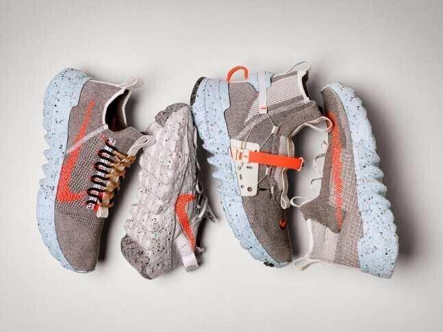 გაზაფხულიდან Nike მომხმარებლს ეკო ბოტასებს შესთავაზებს