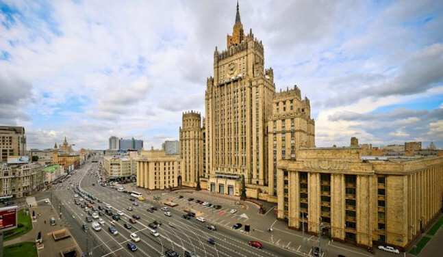 Russia's Foreign Ministry responds to Georgia's statement on cyber-attack