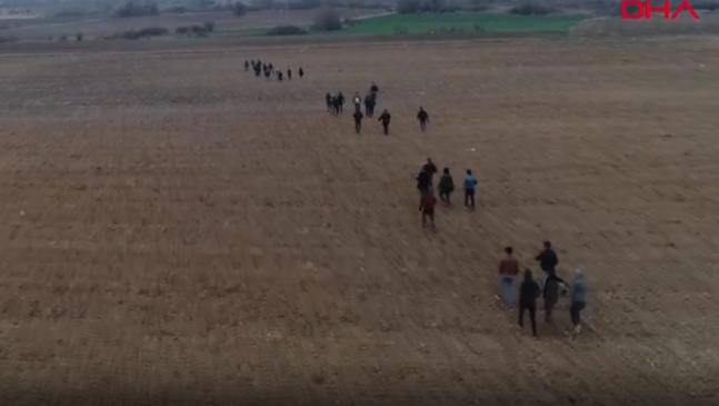 თურქეთმა სირიელ ლტოლვილებს ევროკავშირისკენ კარი გაუხსნა