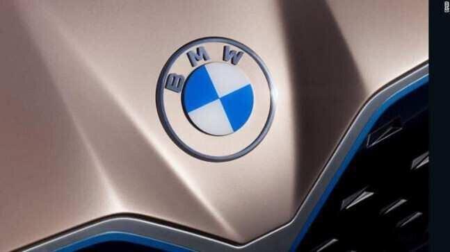 BMW-ს ახალი ლოგო აქვს