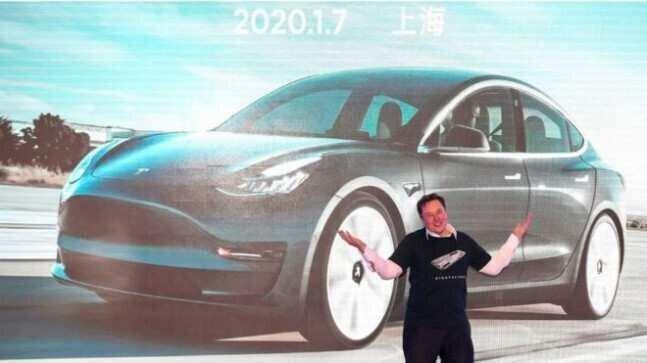 Tesla-ს Model 3-ში გამოყენებული ძველი