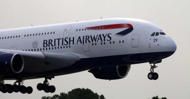 British Airways-ის ორ თანამშრომელს კორონავირუსი დაუდგინდა