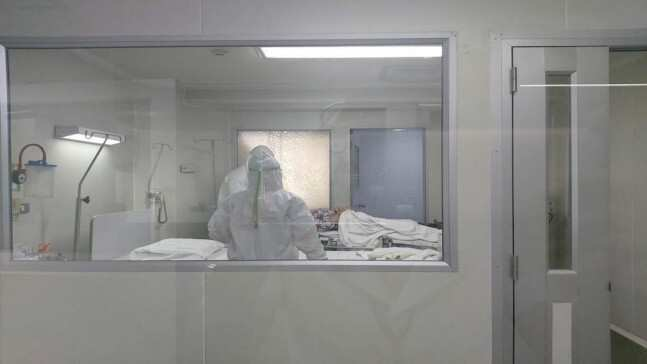 კორონავირუსით ინფიცირებული 12 პაციენტი თბილისში, ერთი კი საჩხერეში მკურნალობს