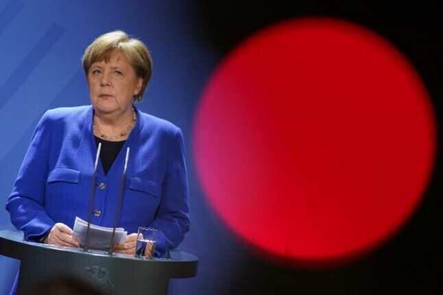 მერკელი: კორონავირუსი გერმანიისთვის მეორე მსოფლიო ომის შემდეგ ყველაზე დიდი გამოწვევაა
