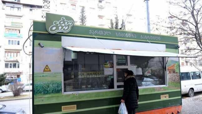 თბილისში ბიუ-ბიუს 3 მაღაზია გაქურდეს