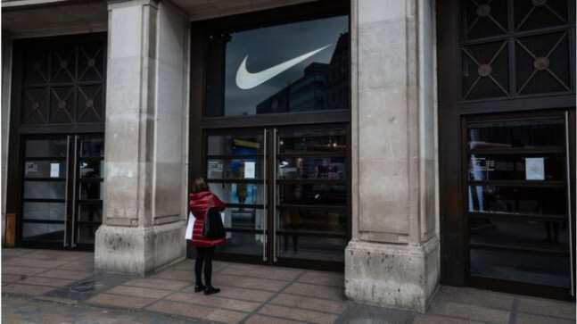 Nike-ის განცხადებით, კომპანიას ონლაინ გაყიდვები 30%-ით გაეზარდა