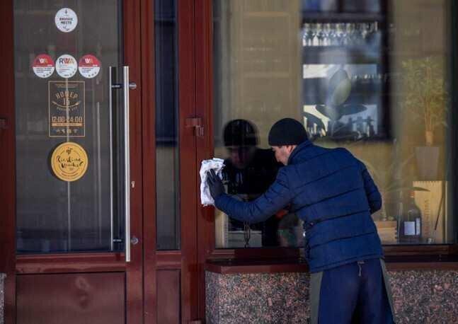 28 მარტიდან მოსკოვი ყველა რესტორანს, მაღაზიას და პარკს დახურავს