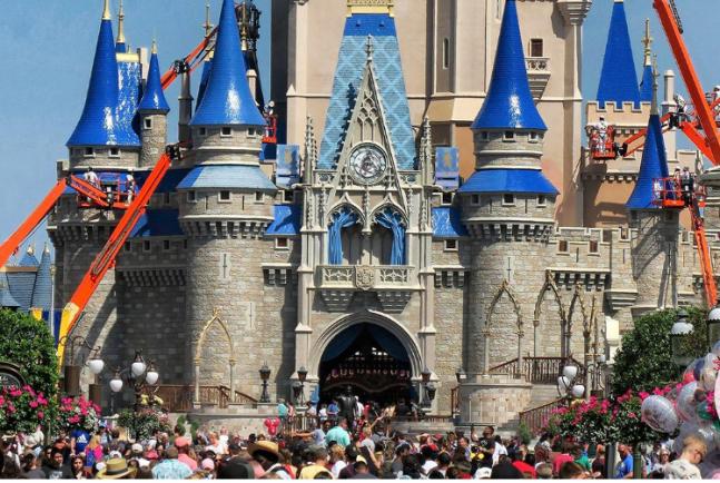კორონავირუსის გამო აშშ-ში Disneyland-ი განუსაზღვრელი ვადით დაიკეტა