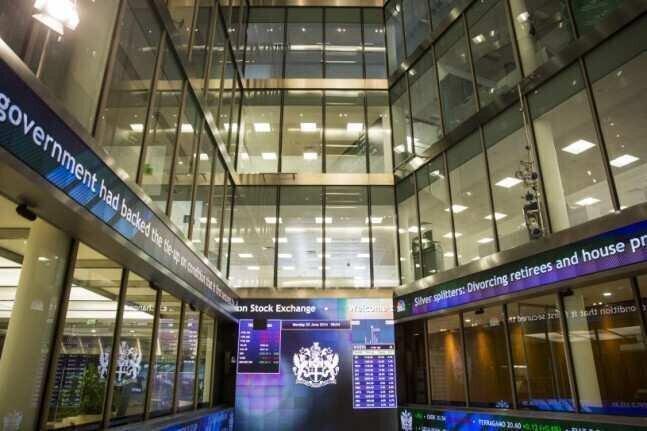 ლონდონის საფონდო ბირჟაზე არსებული ყველა ქართული კომპანიის აქციების ფასი გაიზარდა