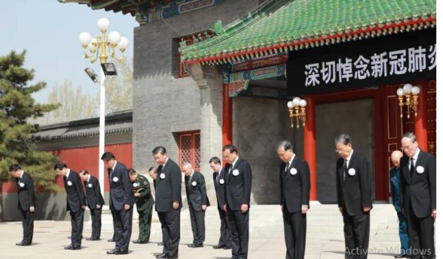 ბრიტანეთის საერთაშორისო სამართლის ინსტიტუტი ჩინეთს COVID-19-ით გამოწვეული ზარალისთვის უჩივის