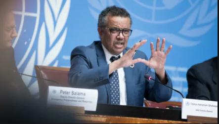 WSJ: პეკინთან WHO-ს მოწიწებით საუბარმა COVID-19-ზე გლობალურ პასუხს ზიანი მიაყენა