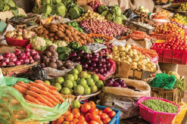 Agrarian markets have the right to operate if they ensure safety measures –Chikovani