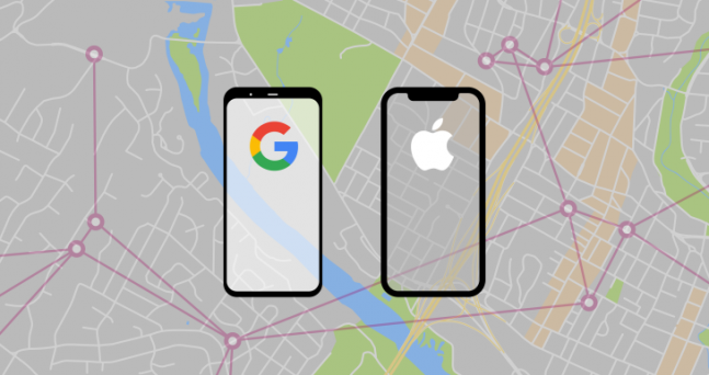 Apple და Google კორონავირუსით დაინფიცირებულების ამომცნობ სისტემას ქმნიან