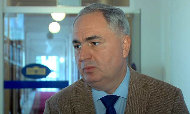 Irakli Kovzanadze: supposedly, we will have economic drop of -4%, -5%