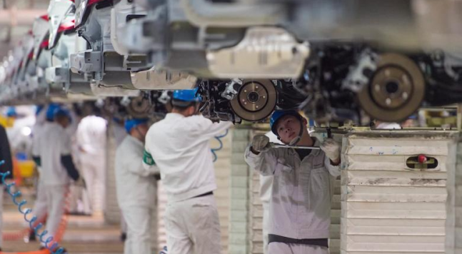 ჩინეთის მთავრობა ავტომწარმოებლებს ფინანსურად დაეხმარება