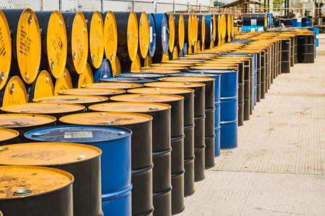 Imports of oil bitumen have declined due to restrictions related to COVID-19