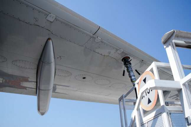 Union of Oil Importers: import of aviation oil is declined