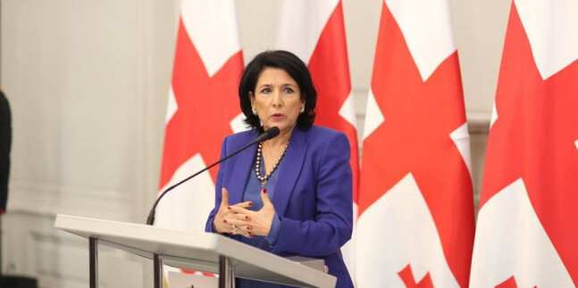 Salome Zourabichvili: it is unacceptable to make insulting statements about doctors