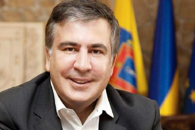 Georgian ex-President Saakashvili's candidacy for Vice PM of Ukraine withdrawn