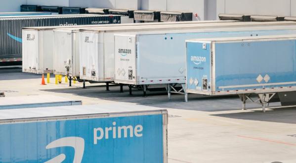 Amazon-ის შემოსავალი იზრდება, მოგება - მცირდება