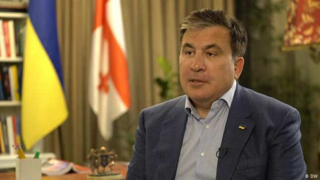 DW: Saakashvili confirmed appointment to the National Council for Reforms of Ukraine