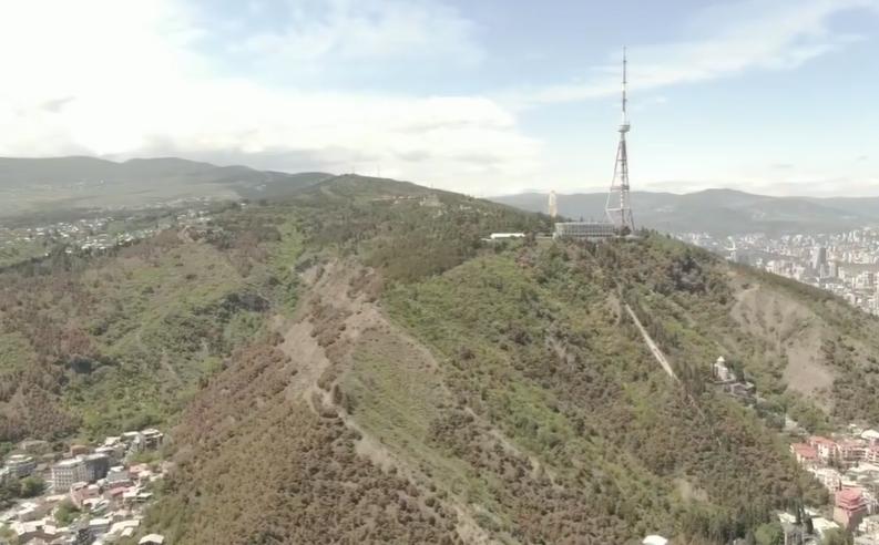 16 mln GEL to be spent on restoration of 700 ha forest landscape of Mount Mtatsminda in Tbilisi