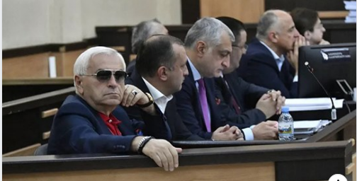 Experts' research - there is no basis to prove Khazaradze, Japaridze or Tsereteli committed a money laundering offence