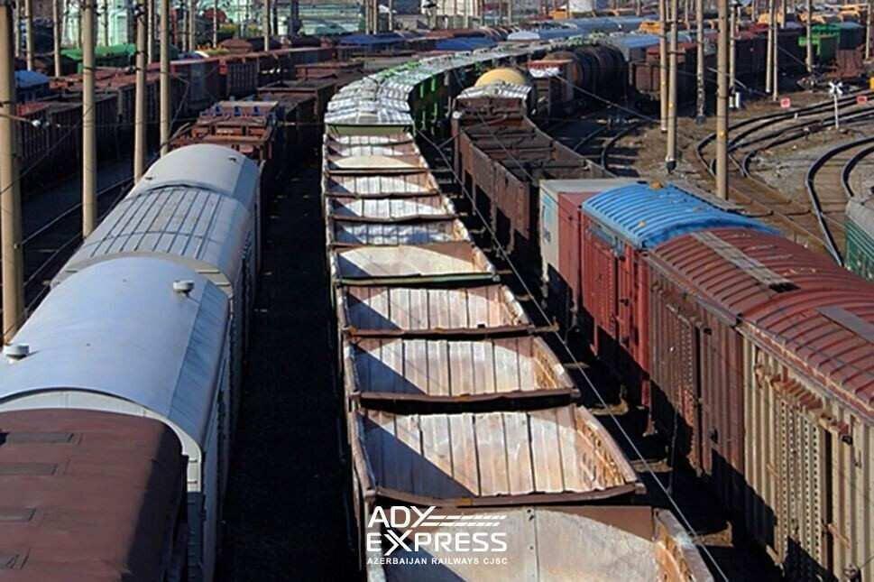 Azerbaijan Railways' subsidiary starts aluminum transportation from Kazakhstan to Georgia