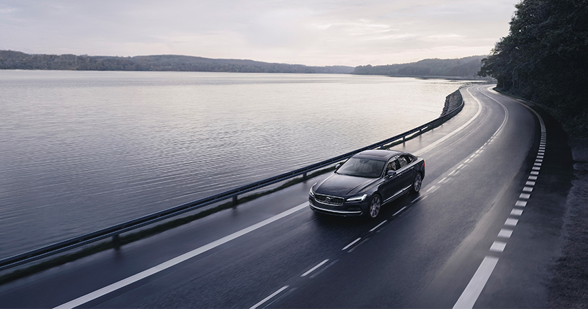 Every Volvo model now comes with a 180kph speed limit and Care Key